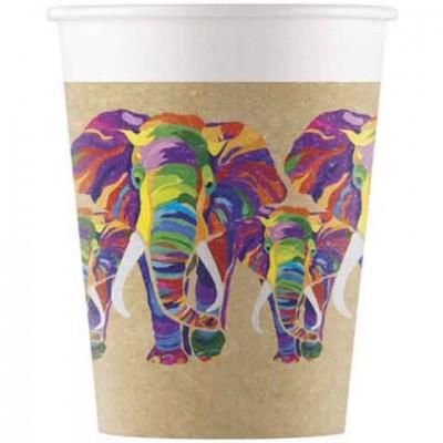 Elefant Plastikkrus - komposterbare