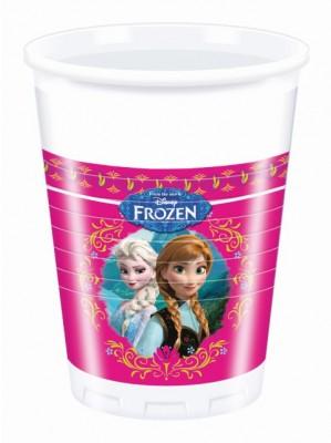 Frozen Plastikkrus