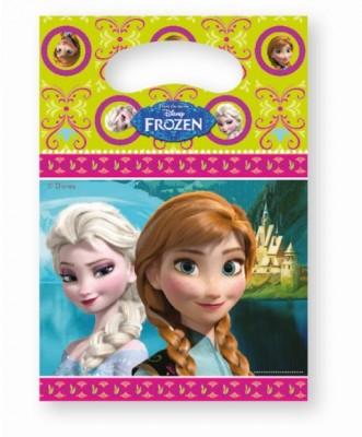 Frozen slik poser