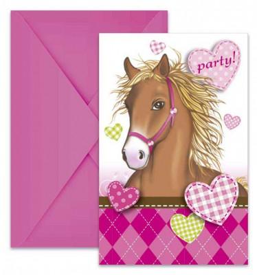 Heste Invitation