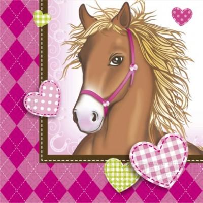 Heste Servietter