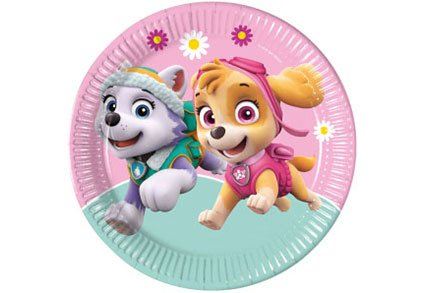 Paw Patrol Skye and Everest