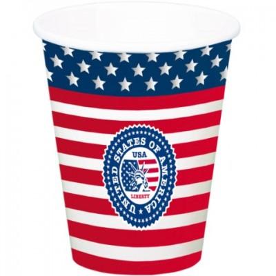 USA Plastikkrus