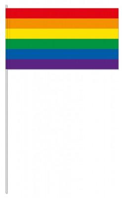 Papirflag Rainbow