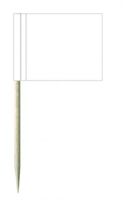Kageflag Hvide