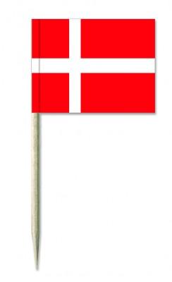 Kageflag Dannebrog