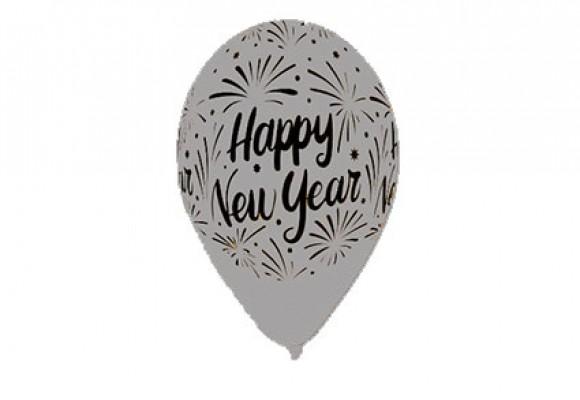 Balloner med Happy New Year