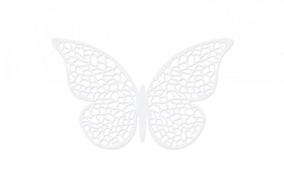 Konfetti sommerfugl spindelvæv
