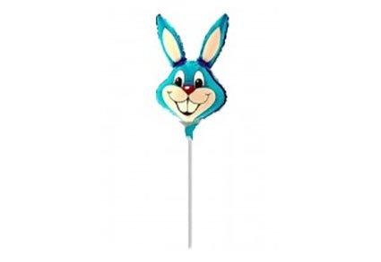 Figur folieballoner på pind - klar til brug