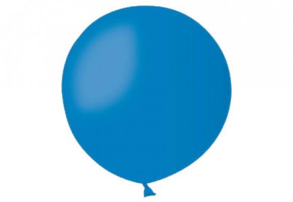 Stor ballon blå 17