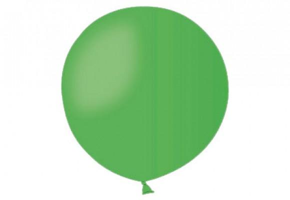 Stor ballon grøn 17