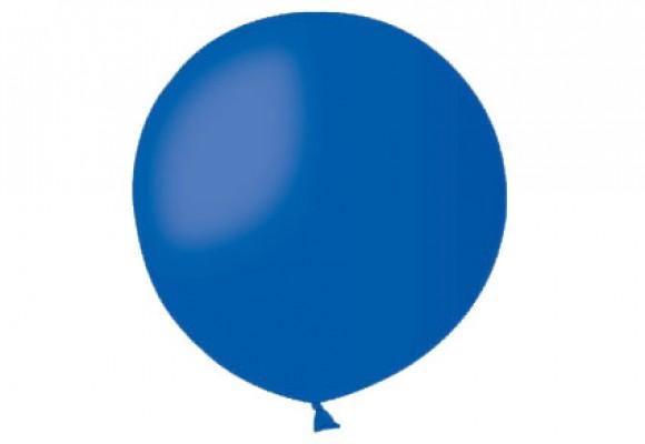 Stor ballon mørkeblå 17