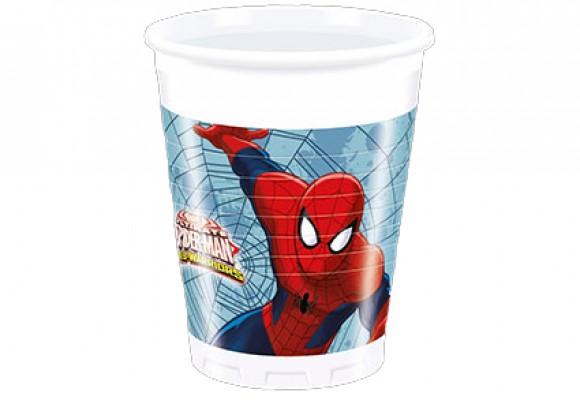 Spiderman Plastikkrus