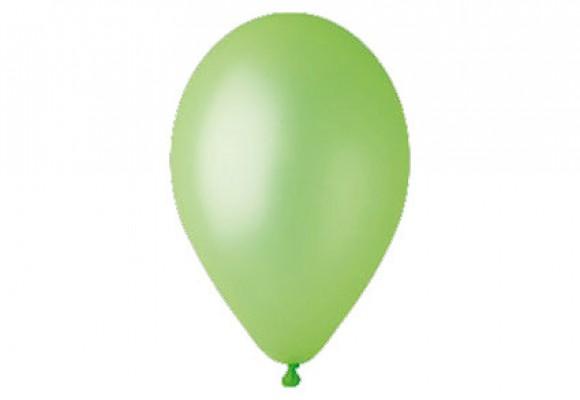 Ballon 10'' - blandede neon farver