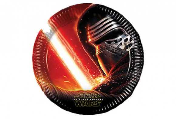 Star Wars Paptallerkener