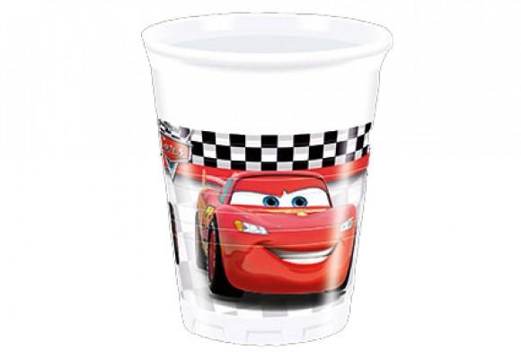 Cars Plastikkrus