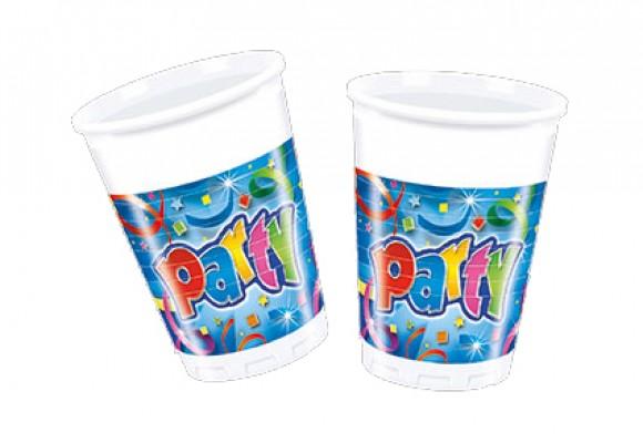 Party Plastikkrus