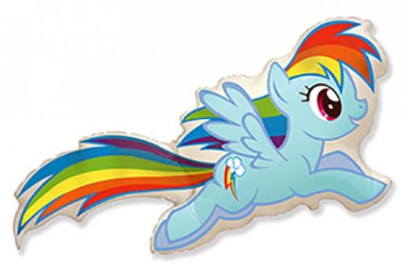 282 Rainbow Pony - NYHED!