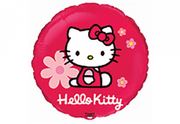 558 Hello Kitty Blomster