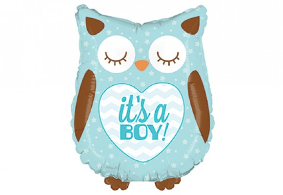 Ugle It's a boy