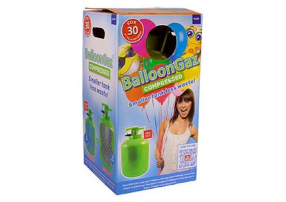 Helium gas flaske 0,25 M3
