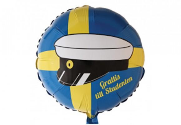 Svensk Grattis Student