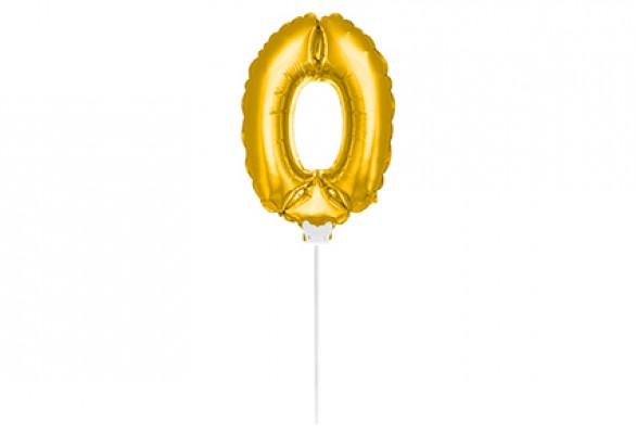 Guld 0 Tal Ballon 14