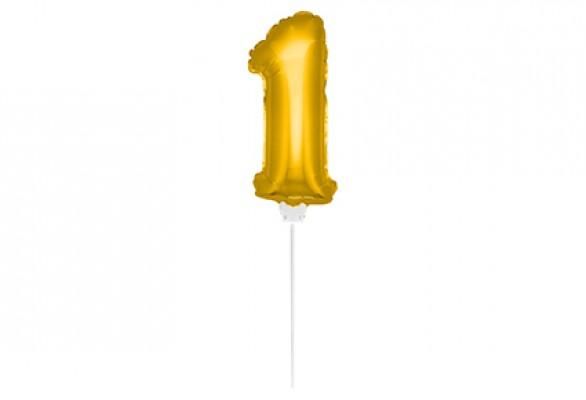 Guld 1 Tal Ballon 14