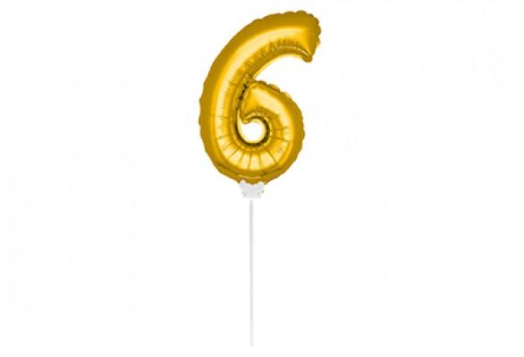 6 Tal Ballon 14'' - 36 cm