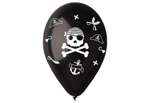 Balloner med princess motiv