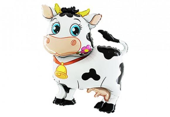 Ko med bjælde