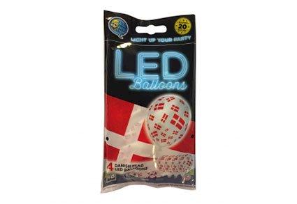 LED - Balloner med lys