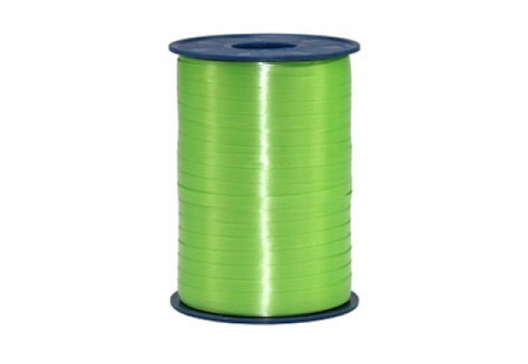 Ribbon gavebånd limegrøn