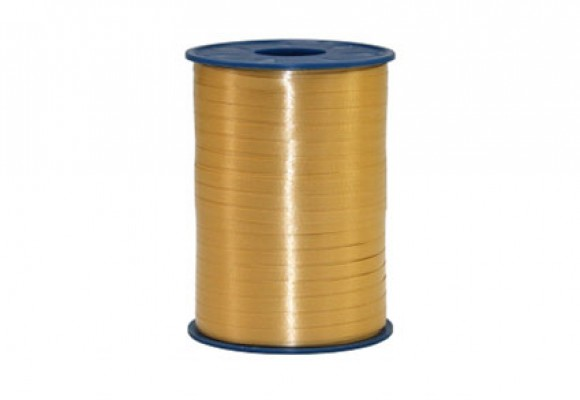 Ribbon gavebånd Guld
