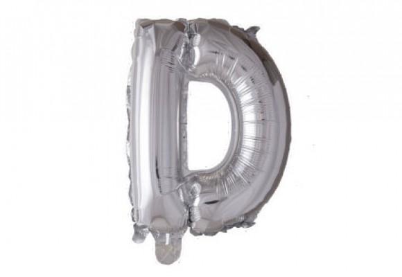 Folie bogstav ballon D