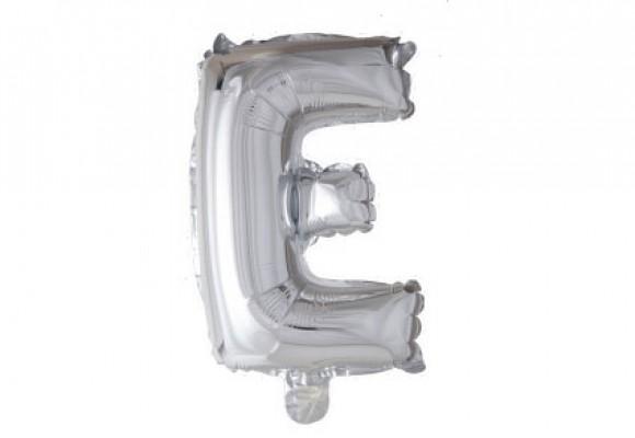 Folie bogstav ballon E