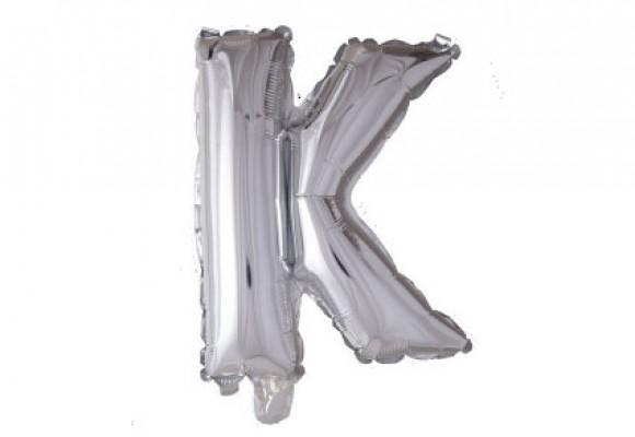 Folie bogstav ballon K