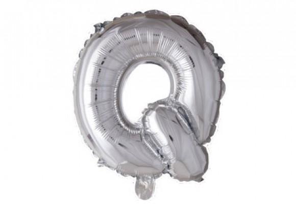 Folie bogstav ballon Q
