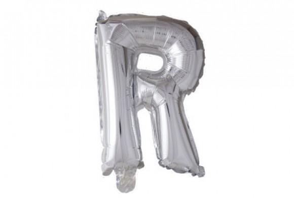 Folie bogstav ballon R
