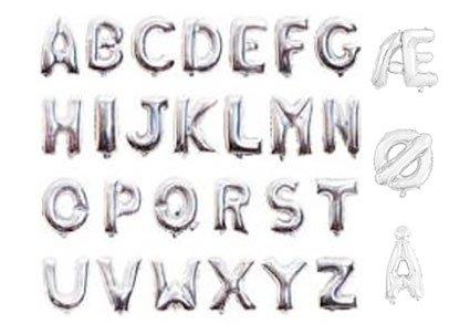 Balloner bogstaver og bogstavsæt