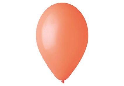 """Balloner 10"""" - 9 RD standard farver"""