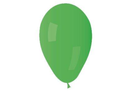 Diverse runde balloner - forskellige størrelser