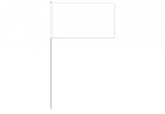 Papirflag Hvide
