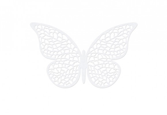 Konfetti Papirsommerfugl Spindelvæv