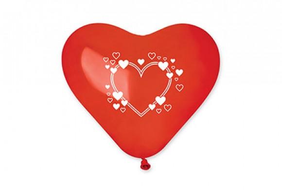 Hjerteballon