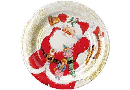 Borddækning Jul