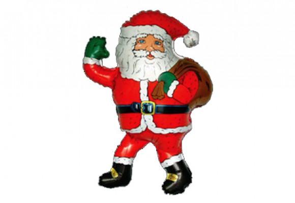 693 Santa Greeting