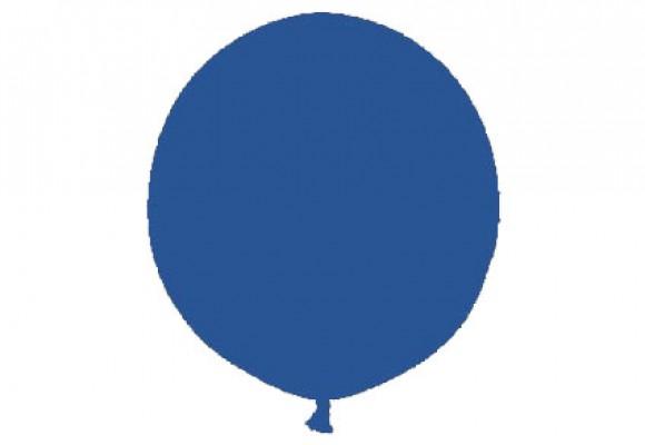 Kæmpe ballon mørk blå