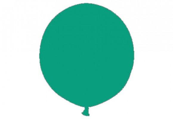 Kæmpeballon mørk grøn