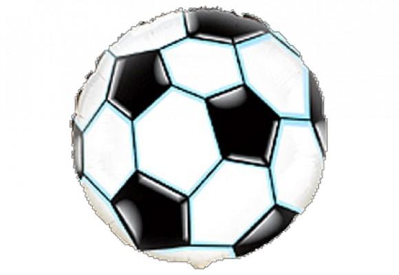 Fodbold sort
